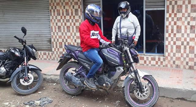 """Urgente llamado de los transportadores motorizados de Soacha, """"sin trabajo no hay comida"""""""
