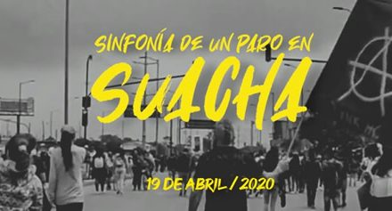 Este domingo se realiza el lanzamiento de ¡Sinfonía de un paro en Suacha!