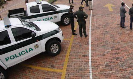 Policía  Cundinamarca recibió 21 patrullas nuevas