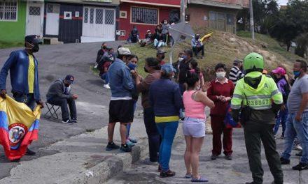 Ediles de Ciudad Bolívar y Rafael Uribe Uribe estarían detrás de las protestas en Bogotá