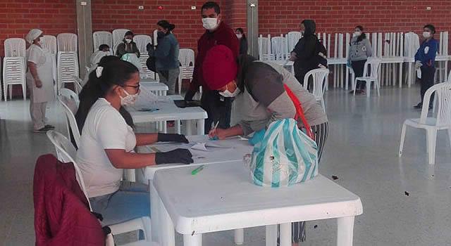 Esta semana se completará entrega de raciones alimentarias en Soacha