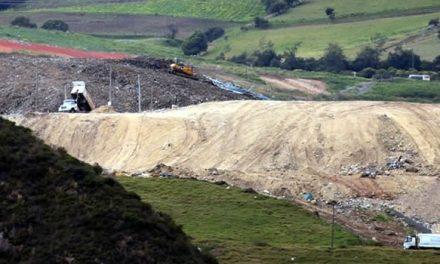 Residuos de  Doña Juana están contaminando el río Tunjuelo