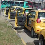 Taxistas de Soacha se suman al apoyo a policías y personal médico