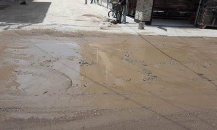 Vías en mal estado afectan la movilidad  en barrio de  Soacha