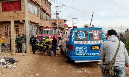 Muere electrocutada una persona en La Cañada Soacha