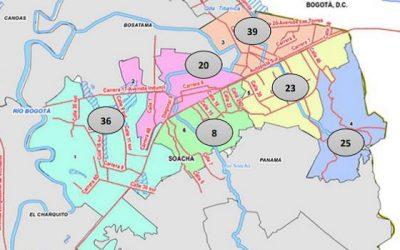 Comunas tres y uno son las que más contagios de Covid-19 presentan en Soacha