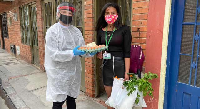 Sena Cundinamarca y otras regionales entregarán más de 3 mil kilos de alimentos producidos en sus granjas