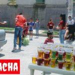 Otra noble labor de los barristas del América en Soacha