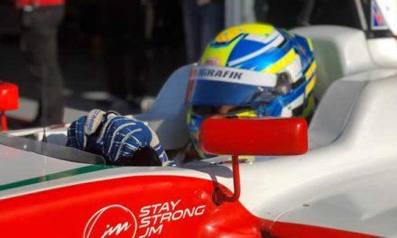 Hijo de Juan Pablo Montoya es protagonista en competencias de automovilismo