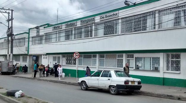 Droguerías Cruz Verde donó elementos de protección a  Hospital Mario Gaitán de Soacha