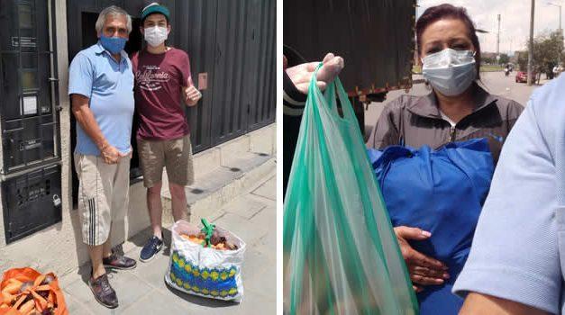 Un ejemplo de liderazgo en medio de la pandemia en Soacha
