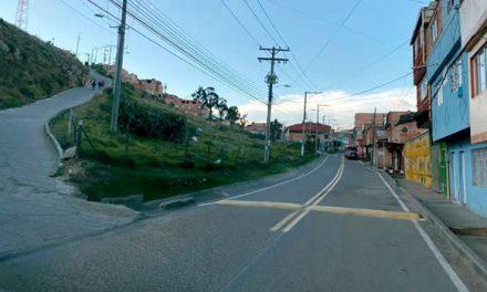 Alerta en La Veredita Soacha, delincuentes aprovechan cuarentena para atracar a transeúntes