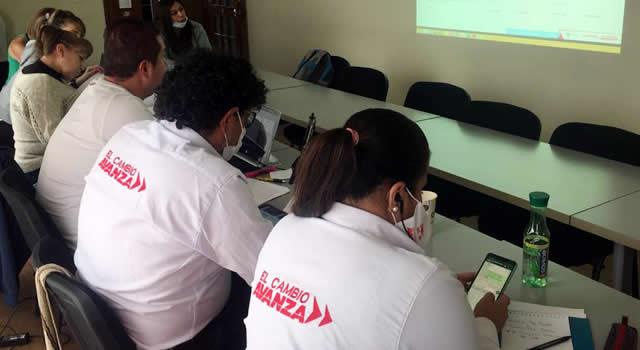 Se socializó componente de educación y cultura del Plan de Desarrollo de Soacha