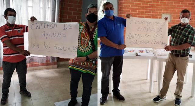 Duro cuestionamiento de los presidentes de la comuna tres a la Alcaldía de Soacha, piden respeto