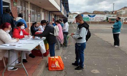 Soacha entregará más de 33 mil raciones alimenticias escolares