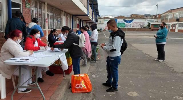 Publican cronograma de entrega de refrigerios PAE en Soacha