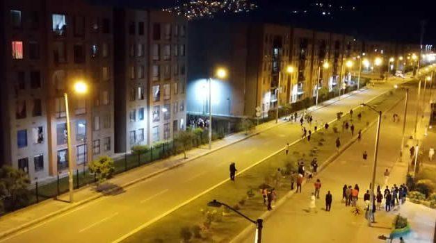 ¿Qué fue lo que pasó anoche en Torrentes Soacha en plena cuarentena?