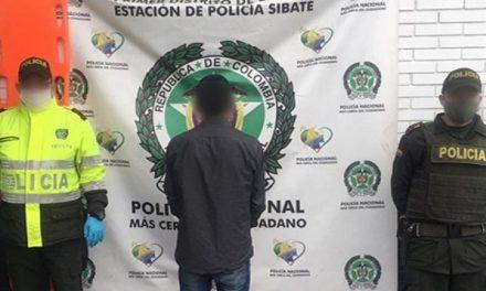 En Sibaté y por  presunto ajuste de cuentas  fue asesinado sujeto en libertad condicional