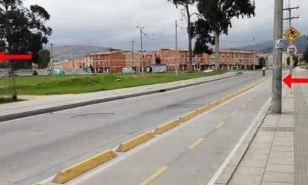 Lo que le pasó a un hombre en Ciudad Verde Soacha por robarle la bicicleta