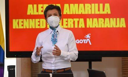 Alcaldía de Bogotá cerrará Kennedy por 14 días
