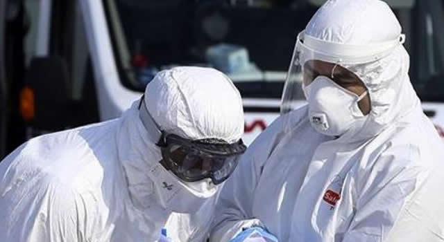Colombia de nuevo se acerca a los  200 muertos diarios por coronavirus