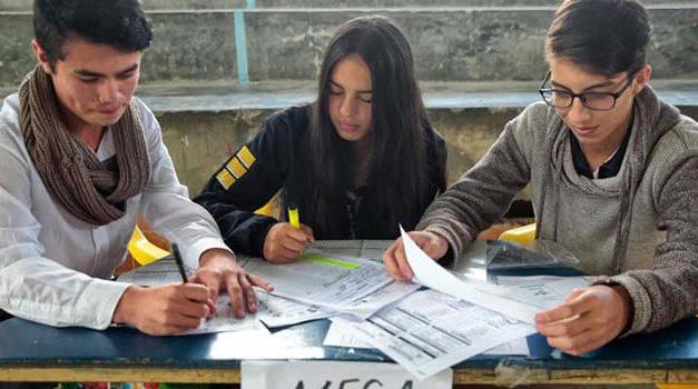 Jóvenes bogotanos podrán  recibir apoyo económico por proyectos  de convivencia