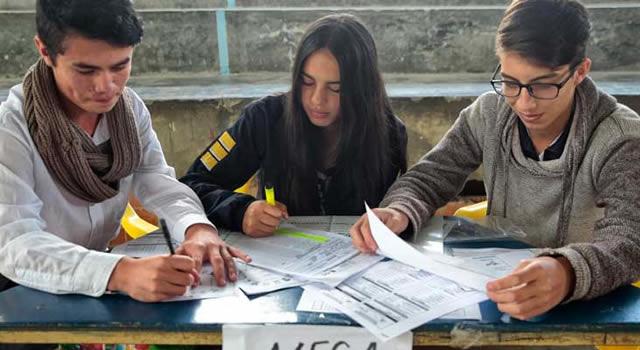 Abierta convocatoria 'Jóvenes en Alta Voz', estrategia que busca visibilizar liderazgos juveniles en todo el país
