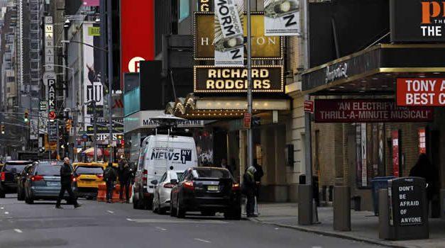 Repunte de muertes en Nueva York por Covid-19