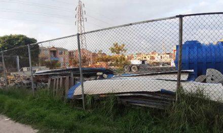 Desaseo en parqueadero de Soacha  origina plagas en épocas de la pandemia