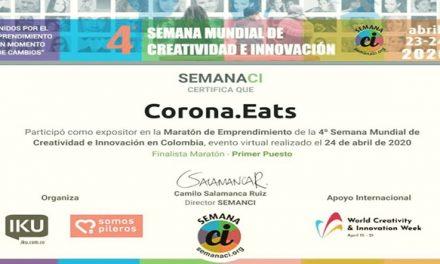 'Corona eats', tinder comunitario  de Cazuca que  apoya a las familias,    logra  reconocimiento nacional