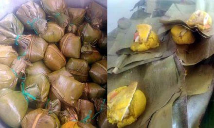 Con tamales tolimenses  una familia de Soacha solventa su economía durante la pandemia