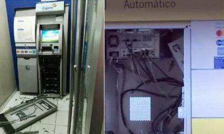 Policía se pronuncia sobre destrucción de cajeros automáticos en Soacha