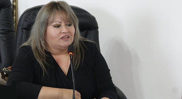 Hijo de la concejal de Soacha Gloria Uribe tiene coronavirus