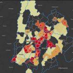 Así va el COVID-19 en Cundinamarca, estadísticas por municipio
