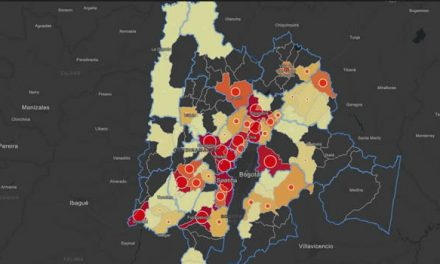 Ya van 1.390 casos de Covid-19 en Cundinamarca