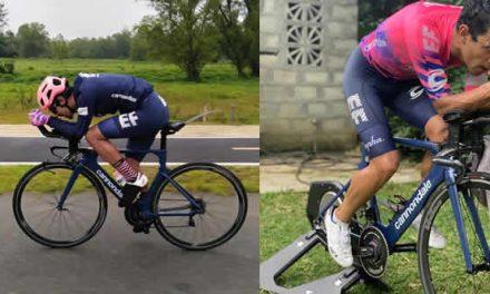 Recuperada bicicleta del ciclista soachuno Daniel Martínez