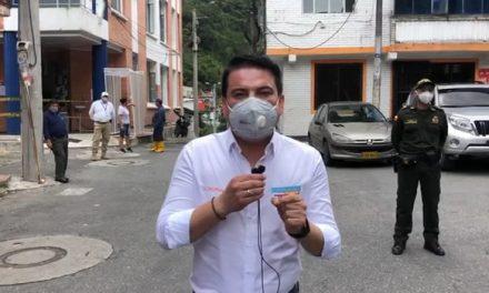 Este lunes comienza toma masiva de muestras para detección del coronavirus en Cundinamarca