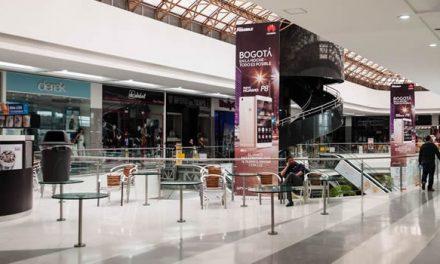 Cuatro centros comerciales de Bogotá reabrieron sus puertas en 'plan piloto'