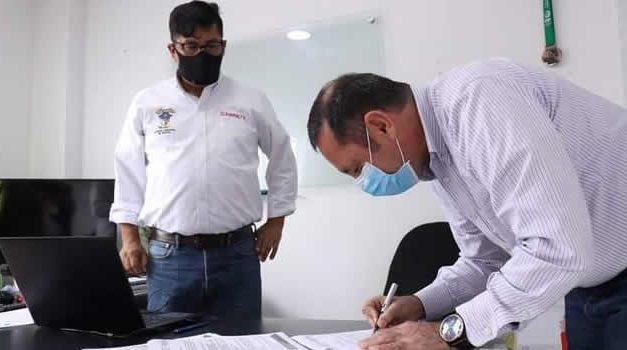Juan Carlos Sánchez, nuevo subdirector del  Instituto de Deportes de Soacha