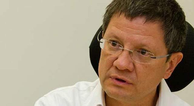 Luis Fernando Suárez es el nuevo gobernador de Antioquia