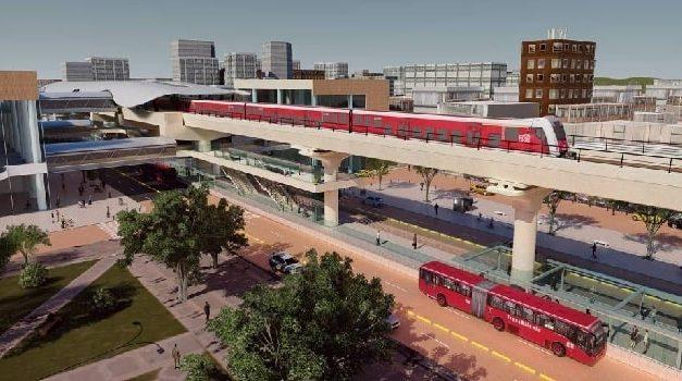 Metro de Bogotá firma crédito con BBVA