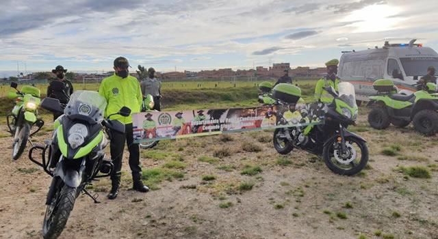 Infractores de la cuarentena en Soacha serán buscados con drones