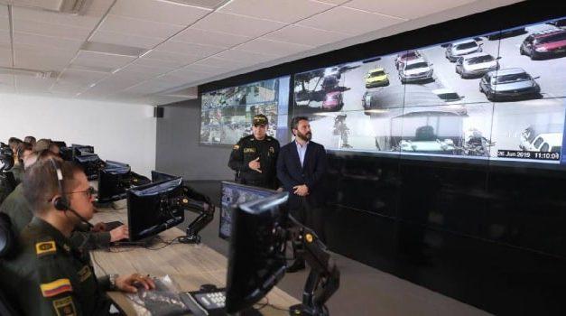 Nuevo modelo de seguridad para Bogotá