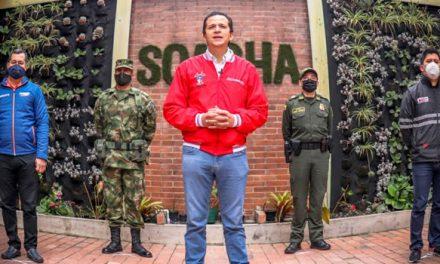 Autoridades de Soacha  lamentan muerte de joven en Ciudadela Sucre