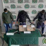 Capturan delincuentes que hurtaron bicicletas en Canoas, Soacha
