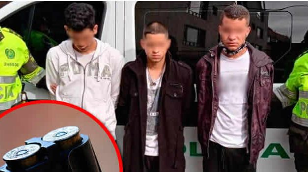A la Fiscalía de Soacha llevaron sujetos que portaban escopeta en TransMilenio