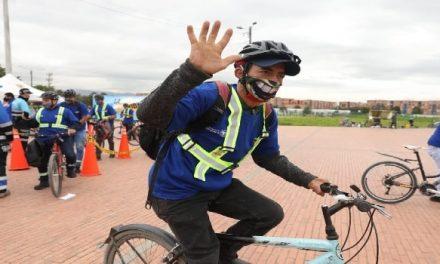 En época de pandemia, la bicicleta se convierte en una gran aliada