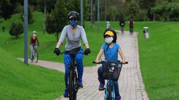 Cancelan plan piloto de apertura para parques y ciclovía