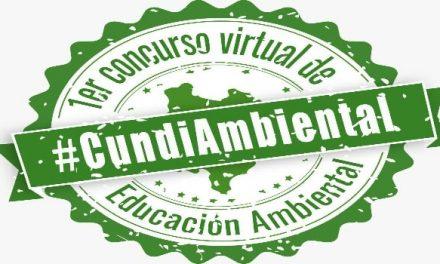 Concurso virtual de educación ambiental en Cundinamarca
