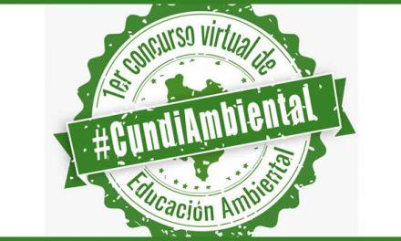 Cundinamarca lanza concurso virtual sobre educación ambiental